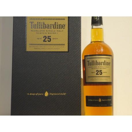 TULLIBARDINE 25 ANS