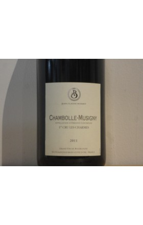 """CHAMBOLLE-MUSIGNY 1ER CRU """"LES CHARMES"""""""