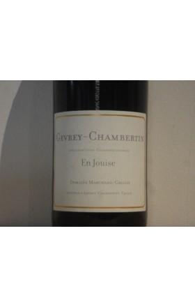 """GEVREY-CHAMBERTIN """"EN JOUISE"""" MAGNUM"""