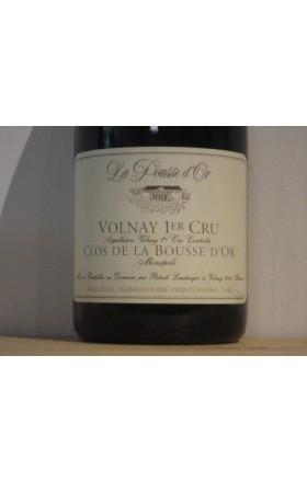 "VOLNAY 1ER CRU ""CLOS DE LA BOUSSE D'OR"""