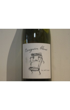 CARIGNAN BLANC SUR LIT BY JEFF CARREL
