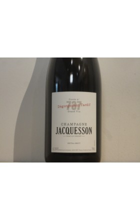 CHAMPAGNE JACQUESSON N°737 D.T.