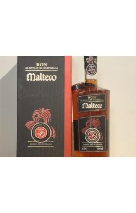 RHUM MALTECO 20 ANS