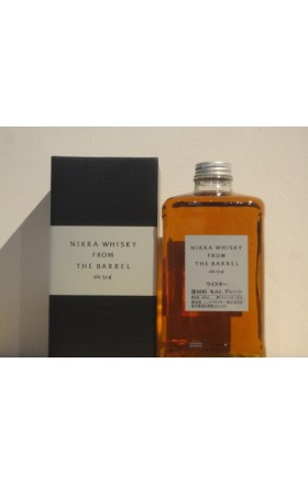 "NIKKA ""FROM THE BARREL"""