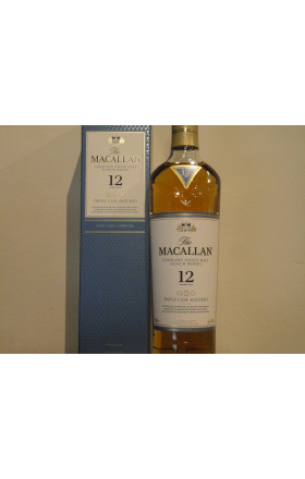 "MACALLAN 12 ANS ""TRIPLE CASK"""