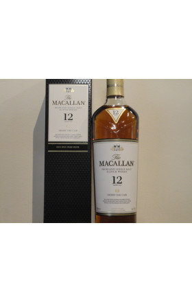 "MACALLAN 12 ANS ""SHERRY CASK"""