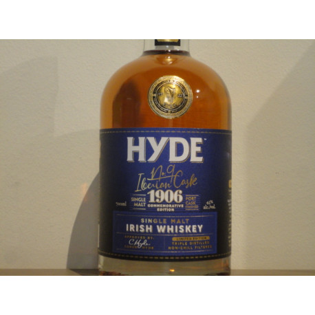 HYDE N°9 SINGLE MALT PORT FINISH